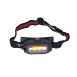 COB 3W LED Clip Headlamp (HL-1071)