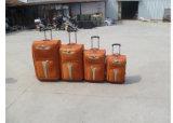 600dtwillポリエステル走行のための物質的なトロリー荷物セット