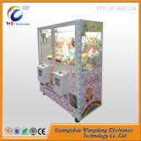 판매를 위한 중국 기계 아케이드 게임 기중기 클로 선물 기계