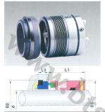 Уплотнение Bellow металла механически (BMFLWT80) 2