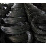 Doucement fil de fer recuit par noir pour le fil obligatoire