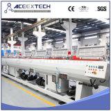 HDPE Pijp die de Lijn van de Extruder van de Pijp Plant/PE maken