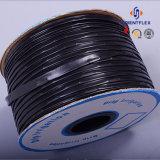 Mangueira da tubulação da irrigação de gotejamento do gotejamento Tape/PE do preto 16mm 0.2mm do PE
