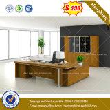 Tableau en verre /Desk (HX-8NE016C) d'ordinateur de panneau de modestie en métal