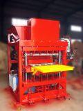 De Maker Eco 7000 van het blok Meester plus Auto het Maken van de Baksteen van de Klei Met elkaar verbindende Machine