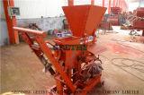 油圧機械Eco Brava中国の小規模の粘土の煉瓦作成機械