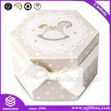 주문 소형 말 운반용 화차 초 상자 초콜렛 상자 기술 상자 컵케이크 상자