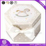 Изготовленный на заказ миниые коробки пирожня коробки корабля коробки шоколада коробки свечки коробок лошади