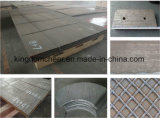 Fabrico de carboneto de crómio Overlay Chapa de revestimento de desgaste