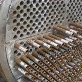 Fraisage CNC de forage à grande vitesse en appuyant sur la machine pour les feuilles de tube