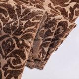 2018新しいデザイン平野の縞のシュニールの枕カバーまたはカーテンファブリック家具製造販売業
