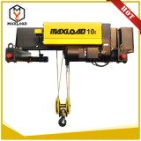 Doppia gru elettrica della fune metallica della trave da 40 tonnellate (MLER40-06D)