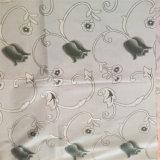 Ткань 100% печатание сатинировки полиэфира для тюфяка
