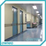 Deur van de Schommeling van het Ziekenhuis van het Frame van de Legering van Alu de Dubbele Open