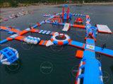 Park van het Water van Filippijnen het Reuze Opblaasbare Drijvende