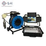 100m tot 200m Kabel die goed de Camera van de Inspectie met het Hoofd van de Camera van de Omwenteling van 360 Graad registreren