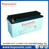 Batterie Gel 150AH 150AH Convertisseur de batterie de chariot de golf de la batterie tubulaire