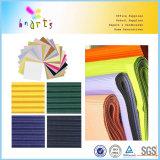 Papier ondulé coloré par vente en gros de métier