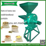 Habas industriales del trigo de la especia del arroz del grano que machacan la máquina de la amoladora