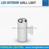 Luz al aire libre de la pared del poder más elevado IP65 12W LED de la iluminación del paisaje