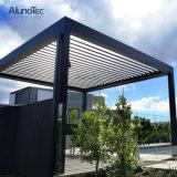 Imperméabiliser le toit en aluminium personnalisé de Pergola de tente