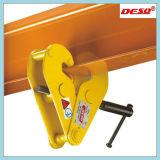 金属の頑丈で調節可能な持ち上がるビームクランプ