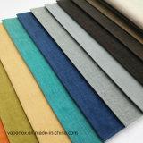Prodotto tinto intessuto cuscino del sofà della presidenza della tessile della famiglia della tappezzeria del tessuto del poliestere