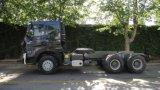 Sinotruk HOWO A7 6X4 Traktor tauscht Schlussteil-Hauptmotor 420HP