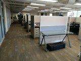 La partición de la estación de trabajo oficina modular con tamaño personalizado