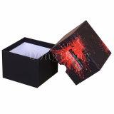 Подгонянная роскошная коробка вахты бумаги подарка основания и крышки