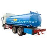 Caminhão do depósito de gasolina de Foton 4X2 15cbm