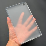 La tablette molle des silicones TPU enferme les couvertures arrières pour Asus Zenpad 7 Z170c