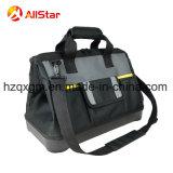 Grande capacidade de poliéster Bag Saco a tiracolo com base de disco rígido