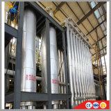 Petit prix de la machine de biodiesel utilisé pour l'huile de cuisson Biodieseltechnical Grade glycérol usine Usine de transformation du glycérol pure