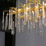 Moderner Hotel-Leuchter, der hängendes Licht hängt