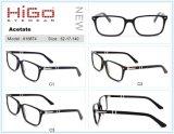 Gafas DE Moda Full-Rim de Acetaat Eyewear past Alle Frames van de Glazen van het Oog van het Gezicht In het groot aan
