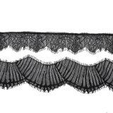 2018 La moda de pestañas de Nylon tejido de encaje