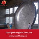 05-20 coperchio delle coperture del acciaio al carbonio per testa 8200*18 del piatto del contenitore a pressione la grande
