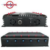 Высокое качество лучших мини-Portable блокировка сигнала WiFi, мобильный телефон /Wi-Fi 2.4G/Bluetooth/журналов радиовызовов Walkie-Talkie/Gpsl1l2/кражи Lojack/RC315Мгц
