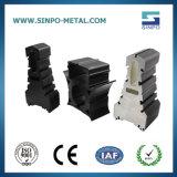 Processamento de produtos de alumínio de usinagem CNC