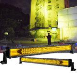 Tripcraft 22 32 42 52  tache jaune 4X4 3 Barre d'éclairage à LED de ligne de conduite Offroad pour voiture