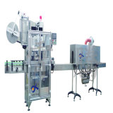 La Chine XT-250 manchon rétractable étiquette Machine d'emballage d'enrubannage