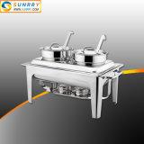 Eléctrico popular comida buffet caliente