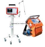 Mini-Transporte de Primeiros Socorros Ambulâncias de emergência ventilador portátil