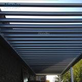 Melhor qualidade de alumínio Piscina Pergola para o Parasol