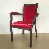 Stapeln des hohen großartigen Aluminiumbankett-Arm-Stuhl-Großverkaufs