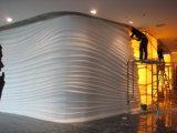 La preuve d'humidité des matériaux de construction recyclés Grfg panneau mural pour la vente (GRG42)