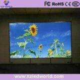 広告のための屋内SMDフルカラーP3 LEDスクリーン(セリウム)