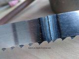 Bas-050mmの高品質は鋸歯のバット溶接機を