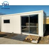 速いアセンブリ20FTサイズのプレハブの容器の家